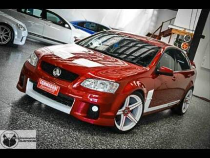 From $82p/w ON FINANCE* 2012 Holden Commodore Sedan Westcourt Cairns City Preview