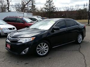 2012 Toyota Camry XLE WITH NAVI.  WHAT A GREAT CAR ? NON ACCIDEN