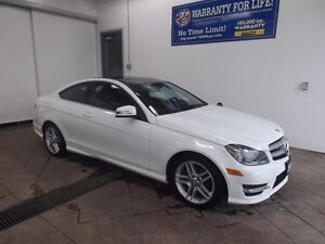 2013 Mercedes-Benz C-Class C250 LEATHER SUNROOF