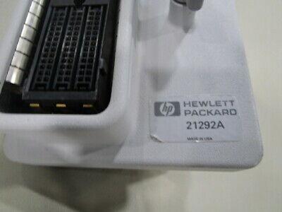 Hp Hewlett Packard 21292a Ultrasound Probe Adapter For Hp Sonos 450055007500