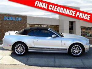 2013 FORD MUSTANG CONVERT
