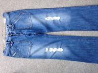 """Diesel 'Kardeef' blue denim jeans 36""""x32"""" (mens)"""
