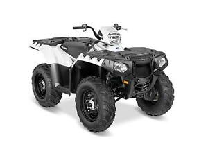 POLARIS SPORTSMAN 850 WHITE LIGHTNING 2016 West Island Greater Montréal image 1