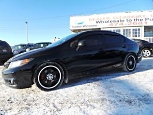 2012 Honda CIVIC Si For Sale Edmonton