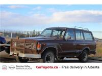 1982 Toyota Land Cruiser SUV