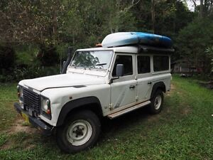 land rover defender - urgent sale! Mullumbimby Byron Area Preview