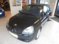 Renault Clio 1.6 16v Dynamique 3dr (a/c) 6 MONTHS WARRANTY INCLUDED