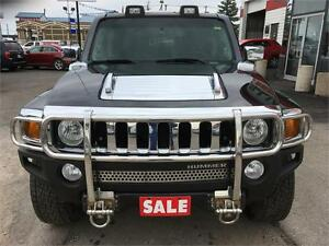 2006 HUMMER H3 4WD! Dvd! Pirelli Tires! Chrome Rims! Clean Title