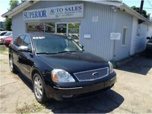 2005 Ford Five Hundred Fully Certified! Carproof $0