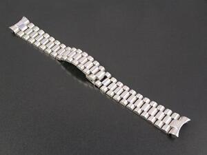 SUPERB STAINLESS STEEL 20 MM BRACELET STRAP FOR ROLEX PRESIDENT SOLID END LINKS