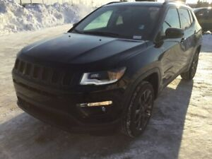 2019 Jeep Compass COMPASS LIMITED HIGH ALTITUDE                2