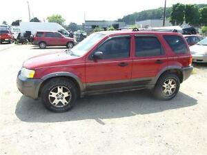 2003 Ford Escape XLT Leather