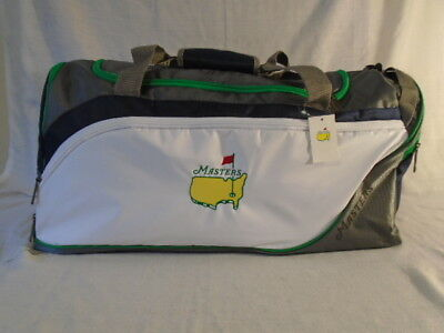 2018 Masters 24 inch Gym/Duffle Bag Augusta National Golf Patrick Reed