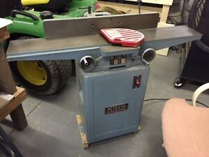 "King Industrial 6"" Jointer"