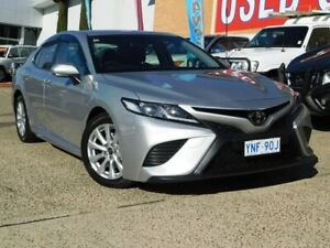 2018 Toyota Camry ASV70R Ascent Sport Silver 6 Speed Automatic Sedan