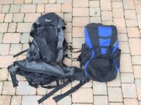 Hiking Bags (Great Condition)