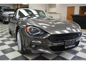 2017 Fiat 124 Spider Lusso LUSSO RWD - LOW KMS**CONVERTIBLE**... Kingston Kingston Area image 4