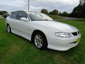 2000 HOLDEN COMMODORE S/PAC 130000 KMS, 23/6/17 REGO Maitland Maitland Area Preview