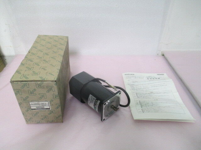 Oriental Motor 5IK90GU-SMF2 AC Magnetic Brake Motor, 90W, 200V, 3 Phase, 423499