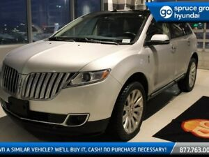 2013 Lincoln MKX LOADED, LEATHER, MOONROOF