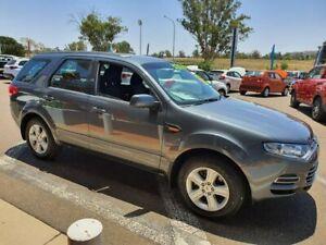 2014 Ford Territory SZ TX Seq Sport Shift Grey 6 Speed Sports Automatic Wagon Taminda Tamworth City Preview