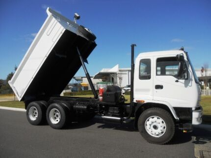 Isuzu FVZ 1400 Bogey Drive 6 X 4 Tipper Welshpool Canning Area Preview