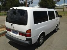 2004 Kia Pregio CT White 5 Speed Manual Van Pearsall Wanneroo Area Preview