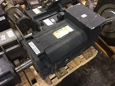 Goldline / Vickers High Performance Motor, 1-604-0001, 9 kW @ 6000 RPM, Used