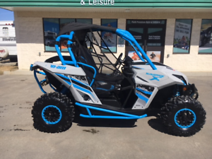 $119 BI-WEEKLY - 2016 CAN-AM MAVERICK Xxc with EXTRAS!