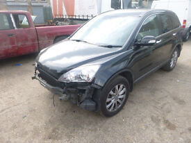 HONDA CRV 2.0 ES - EJ61 WZE - DIRECT FROM INS CO