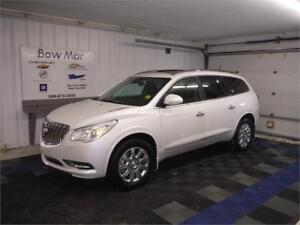 NEW 2017 Buick Enclave Leather AWD *4G WIFI*7 PASSENGER*NAV*