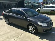2008 Toyota Corolla ZRE152R Conquest Grey 4 Speed Automatic Sedan Yamanto Ipswich City Preview