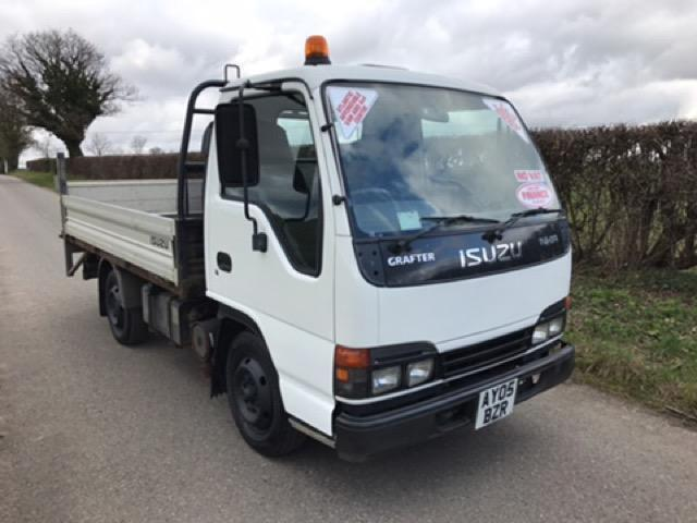 2005 05 ISUZU TRUCKS NKR 77 TURBO ELECTRIC DI DIESEL