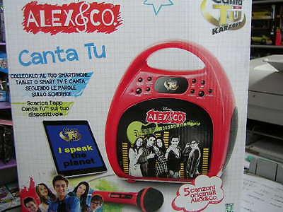 Alex co karaoke strange things for Amazon canta tu alex e co