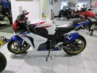 Honda CBR1000RR FIREBLADE WITH ONLY 17218 MILE