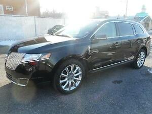 LINCOLN MKT AWD 2011 ( NAVIGATION, BLUETOOTH, 7 PASSAGERS )