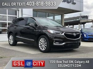 2018 Buick Enclave Essence 3.6L All Wheel Drive, Automatic