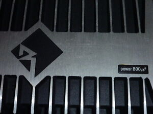 Rockford fosgate punch amps Peterborough Peterborough Area image 2