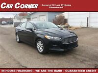 2014 Ford Fusion SE FACTORY LOW KM