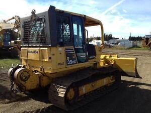 2006 Komatsu D39PX-21 LGP Crawler Tractor Edmonton Edmonton Area image 3
