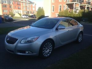 2011 Buick Regal CXL-TURBO- Negotiable
