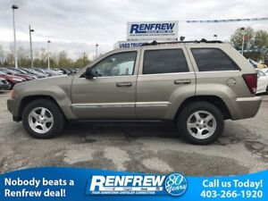 2006 Jeep Grand Cherokee Limited 4x4 Loaded