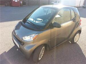 2009 Smart fortwo 60000km seulement