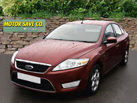 FORD MONDEO 2.0 TDCi Zetec (red) 2009