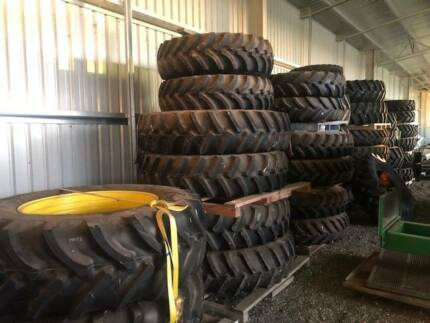 Tractor tyres, new & used. Mundulla Tatiara Area Preview