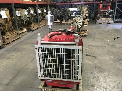 2017 Perkins 1104d-e44ta Power Unit 142hp Approx. 4k Hours. All Complete