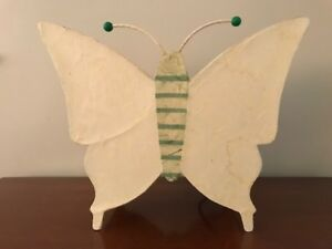 Pottery Barn Kids Butterfly Shaped Lamp