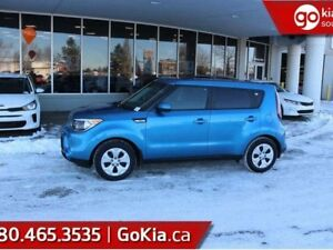 2016 Kia Soul LX; WOW! LOW KMS, BLUETOOTH, CRUISE CONTROL, A/C A