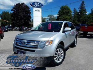 2010 Ford Edge SEL *1 OWNER* *VERY CLEAN*