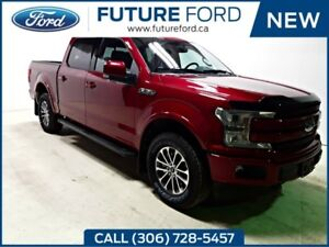 2018 FORD F-150 LARIAT-FX OFF ROAD-SPORT PACKAGE